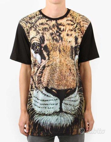 T Shirt Diamond Supply Co. Lion