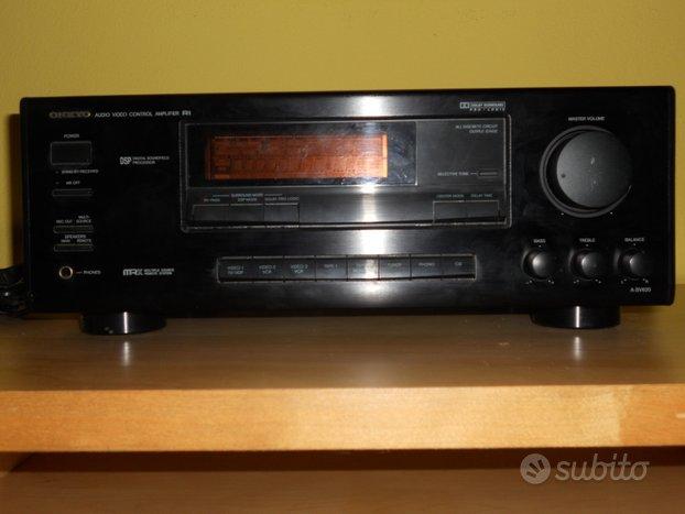 Amplificatore ONKYO ASV 620