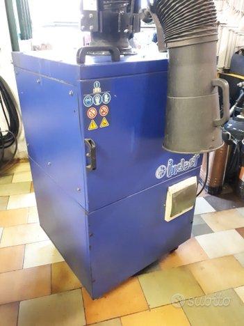 Ventilatore Ventola aspiratore carrellato INDEST