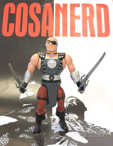 Masters of the universe motu: Blade compl.Messico