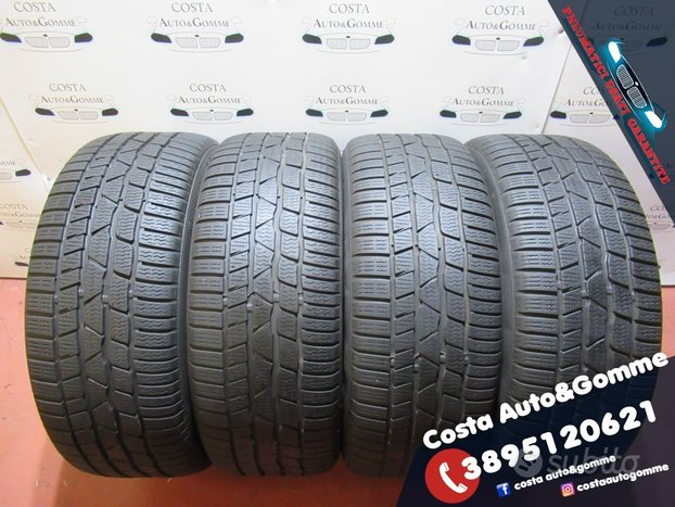 Gomme 225 50 17 Continental 90%MS 225 50 R17