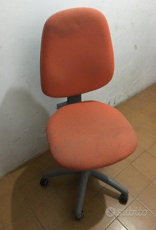 Sedie Da Ufficio Senza Rotelle.Sedie Da Ufficio Con E Senza Rotelle Arredamento E