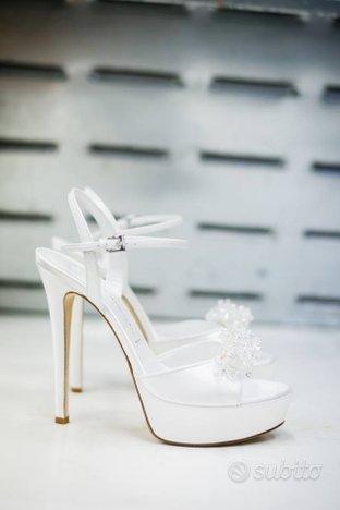 Scarpe da sposa mascia mandolesi