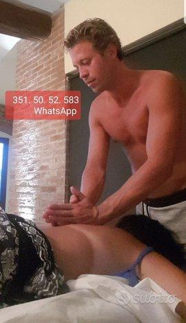 Massaggiatore e Personal Trainer Professionale