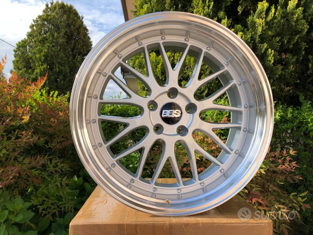 CERCHI 18 BBS mod. LM RS MADE IN GERMANY