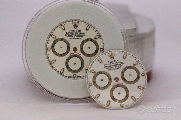 Rolex Quadrante Cream for Daytona 116520 Like New