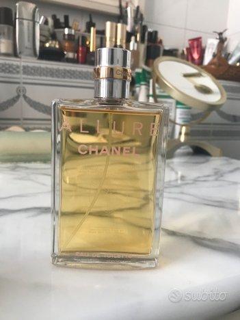 Chanel Allure Eau de Toilette 100 ml originale