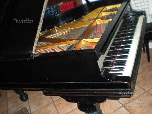 Pianoforte steinway & sons 1/2 coda B211