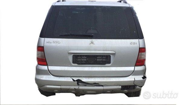 Ricambi auto mercedes-benz ml w163 270 cdi