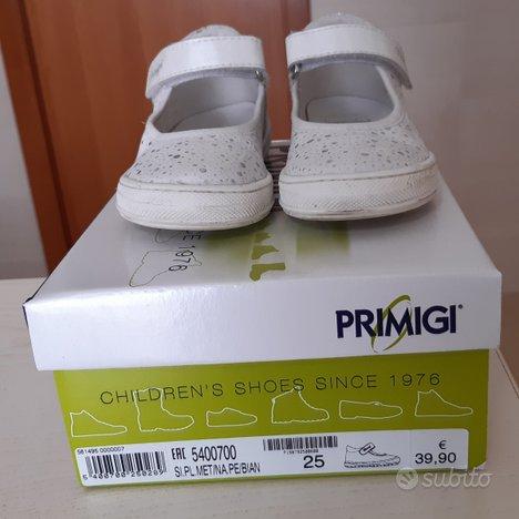 Scarpe bambina Primigi taglia 25
