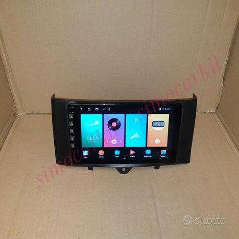 Autoradio Android per smart fortwo 2011-2015