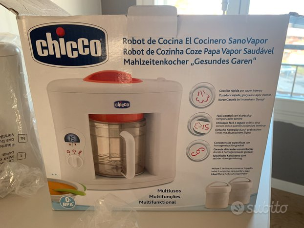 Robot cuoci pappa CHICCO
