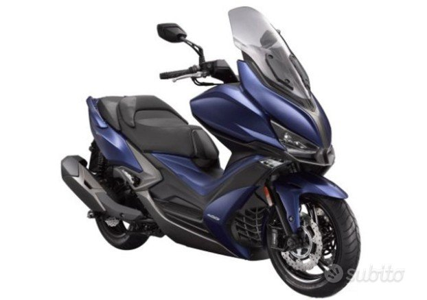 NEW Kymco Xciting 400i S