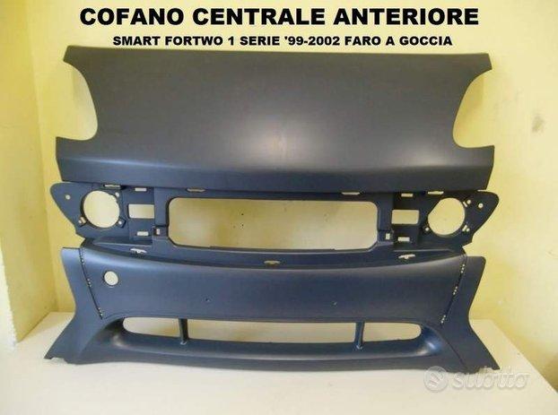 Cofano Paraurti anteriore Smart 450 faro a goccia