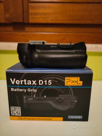 Vertax D15 Battery Grip Pack D7200 D7100 Nikon