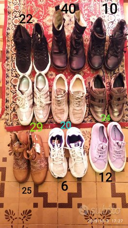 38 scarpe originali Hogan Vans Superga Naturalista