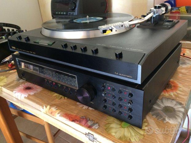 Giradischi SABA PSP 250 -tuner MT 201