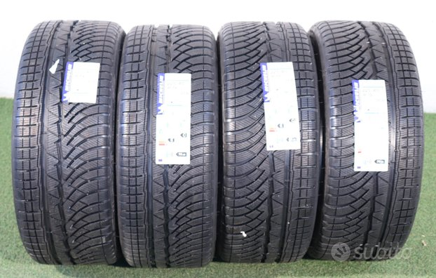 Gomme Michelin Nuove 225 40 19 invernali DOT 4019