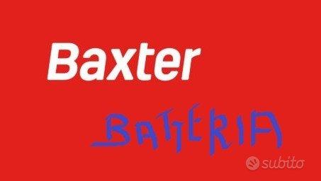Batteria BAXTER