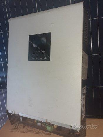 Riparazione inverter fotovoltaico