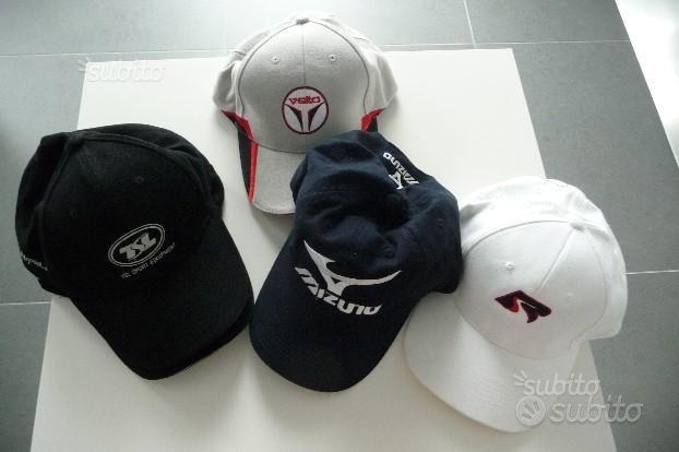 Cappellini con visiera