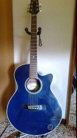 Chitarra Folk Florence Preamplificata