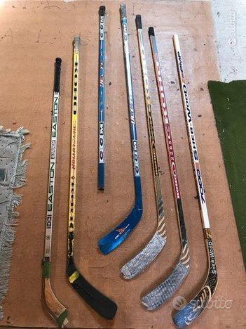 Accessori e bastoni hockey ghiaccio e in-line