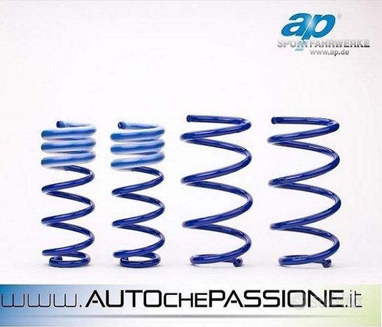 Kit molle sportive AP Mercedes Classe C W205 201