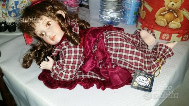 Bambola di porcellana Gesco