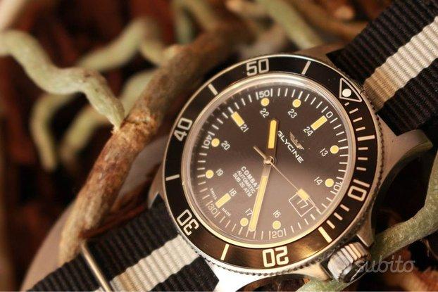 Orologio automatico svizzero Glycine Combat Sub 42