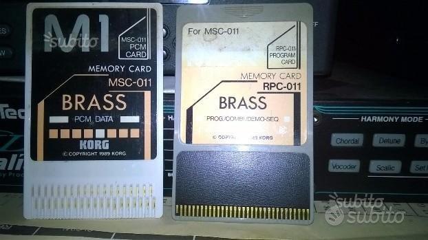 M3r expander con card brass