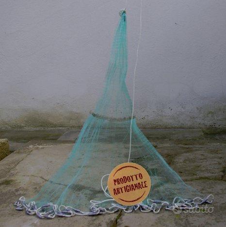 Rezzaglio 6mt in Monofilo Nylon rete 12mm