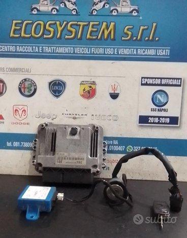 KIT CHIAVE ALFA ROMEO 166 2° Serie 2400 diesel (20