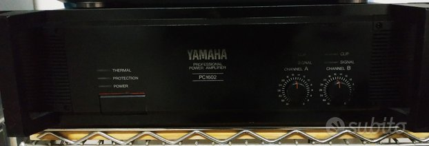 Amplificatore Professionale Yamaha PC1602