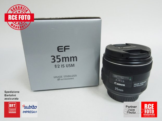 Canon EF 35 F2 IS USM (Canon)