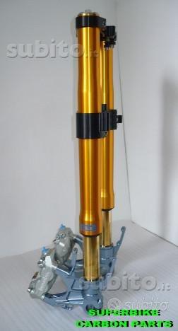 Yamaha avantreno speciale con forcelle ohlins nix