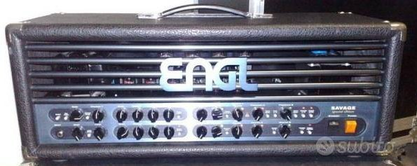 Engl E660 Savage Special Edition