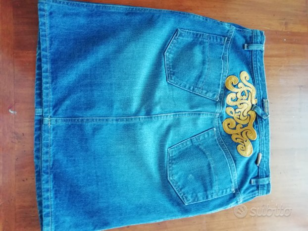 Gonna in jeans - Dueville (VI) - Vendo gonna in jeans originale tg42 - 8d93c4caef0
