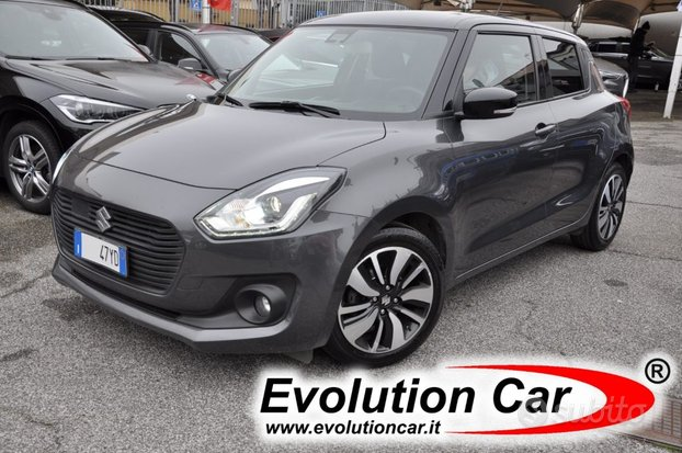 SUZUKI Swift 1.2 HYBRID TOP NAVI CAMERA BILED LA