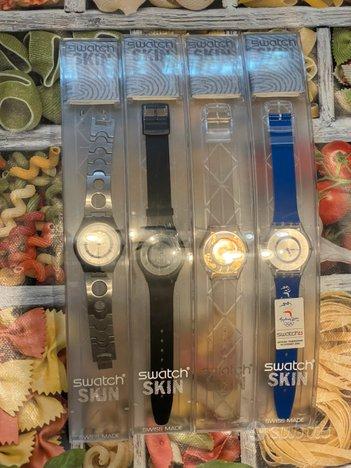 Swatch skin SFK101 Golden Jelly see thru