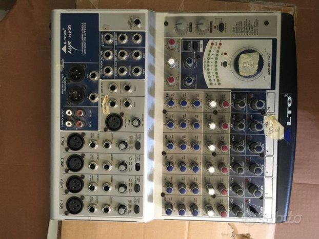 Mixer audio AMX- 140FX
