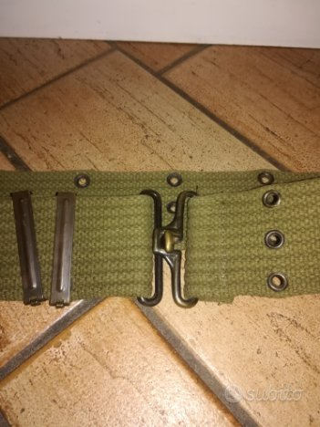 Cinturone più fodera pistola
