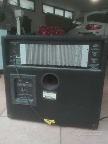 PEAVEY mod. Combo 210 tx made in USA