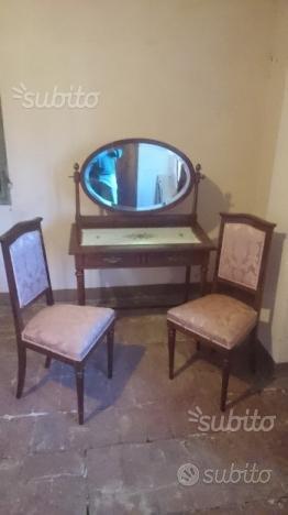Camera matrimoniale antica