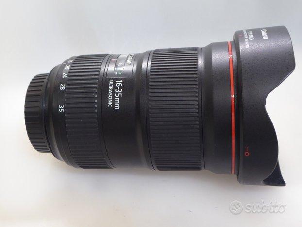Canon 16-35 2,8 iii usato