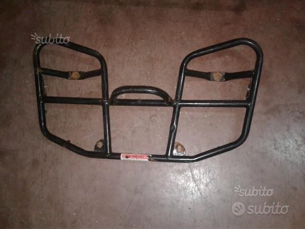 Portapacchi anteriore quad-atv usato