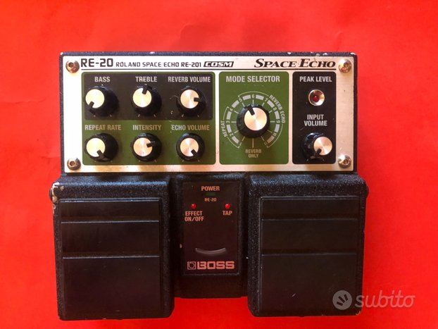 Pedale BOSS RE20 Space Echo