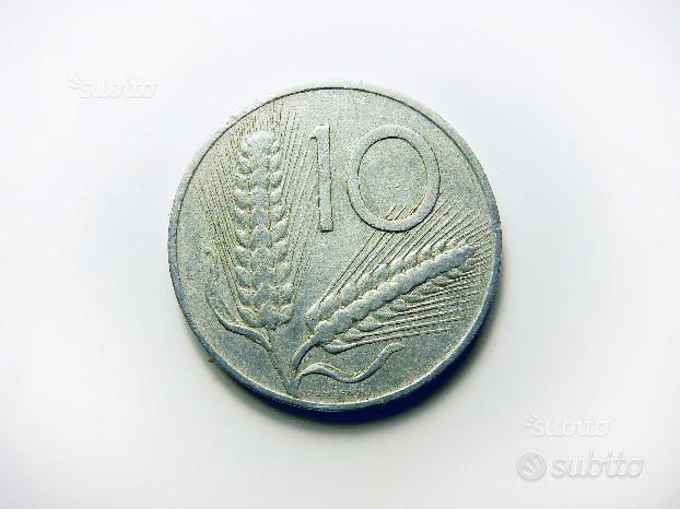 10 lire del 1954