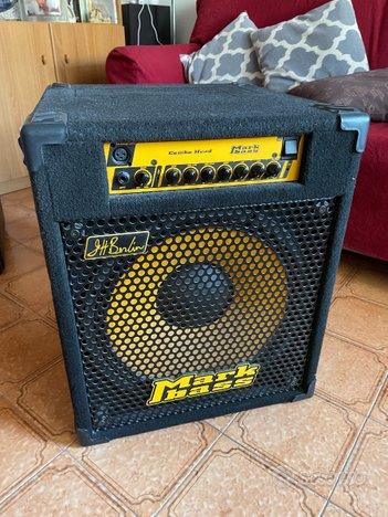 Mark Bass 151p Jeff Berlin - Amplificatore basso