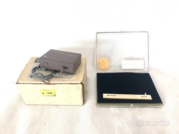 Dean markley sst-b + l.r.baggs micro drive